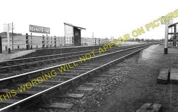 Beanacre Railway Station Photo. Lacock - Melksham. Chippenham to Trowbridge (1)