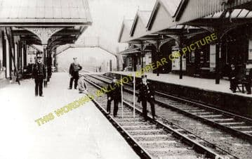 Beighton Railway Station Photo. Killamarsh - Woodhouse. Great Central Rly (3)