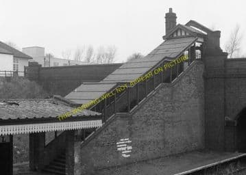 Belgrave & Birstall Railway Station Photo. Leicester to Rothley. Quorn Line (14)