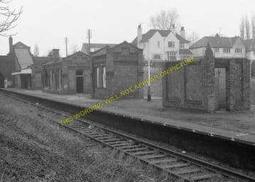Belgrave & Birstall Railway Station Photo. Leicester to Rothley. Quorn Line (2)