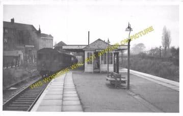Belmont Railway Station Photo. Harrow & Wealdstone - Stanmore Line (2)
