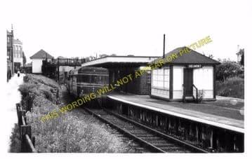 Belmont Railway Station Photo. Harrow & Wealdstone - Stanmore Line (3)