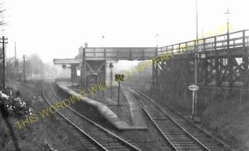 Belmont Railway Station Photo. Harrow & Wealdstone - Stanmore Line (6)