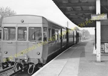 Belmont Railway Station Photo. Harrow & Wealdstone - Stanmore Line (7)