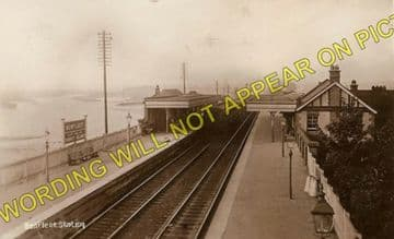 Benfleet Railway Station Photo. Pitsea - Leigh. Upminster to Southend Line (4)