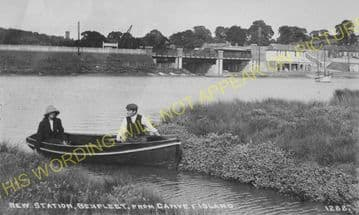 Benfleet Railway Station Photo. Pitsea - Leigh. Upminster to Southend Line. (7)