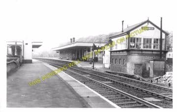 Berkhamsted Railway Station Photo. Hemel Hempstead - Tring. Cheddington Line (7)
