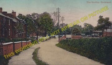 Berkswell Railway Station Photo. Hampton-in-Arden to Coventry and Kenilworth (4)