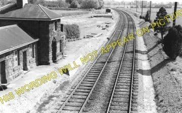 Berrington & Eye Railway Station Photo. Leominster - Woofferton. Ludlow Line (1)