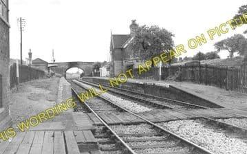 Berrington Railway Station Photo. Shrewsbury - Cressage. Buildwas Line. GWR (3)