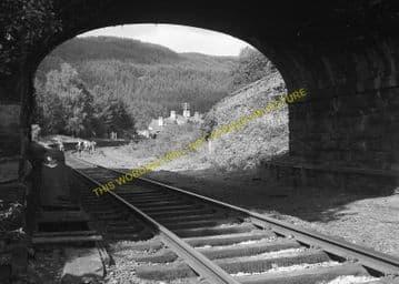 Bettws y Coed Railway Station Photo. Llanrwst - Dolwyddelen. Festiniog Line (15)