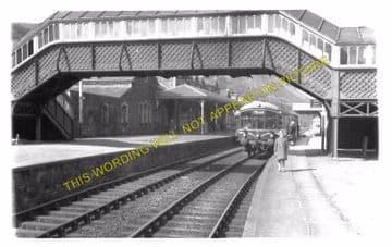 Bettws y Coed Railway Station Photo. Llanrwst - Dolwyddelen. Festiniog Line (7)