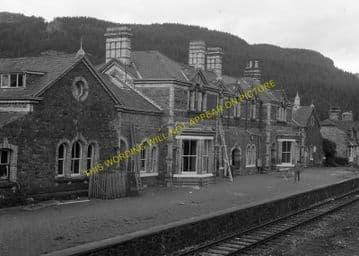 Bettws y Coed Railway Station Photo. Llanrwst - Dolwyddelen. Festiniog Line (8)