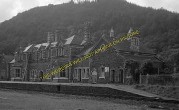 Bettws y Coed Railway Station Photo. Llanrwst - Dolwyddelen. Festiniog Line. (9)