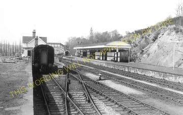 Bewdley Railway Station Photo. Arley, Kidderminster, Stourport & Wyre Lines (14)