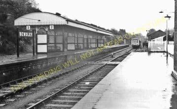 Bewdley Railway Station Photo. Arley, Kidderminster, Stourport & Wyre Lines (19)