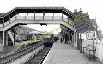 Bewdley Railway Station Photo. Arley, Kidderminster, Stourport & Wyre Lines (2)