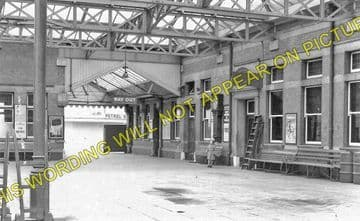 Bexhill West Railway Station Photo. Sidley and and Crowhurst Line. SE&CR (1)..