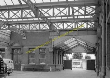 Bexhill West Railway Station Photo. Sidley and and Crowhurst Line. SE&CR (15)