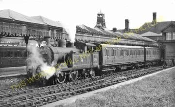 Bexhill West Railway Station Photo. Sidley and and Crowhurst Line. SE&CR (27)