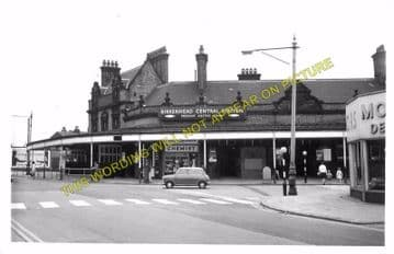 Birkenhead Central Railway Station Photo. Mersey Railway. (7)