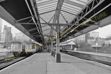 Birmingham Moor Street Railway Station Photo. Great Western Railway. (14)