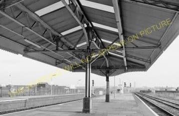 Birmingham Moor Street Railway Station Photo. Great Western Railway. (15)