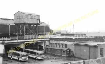 Birmingham Moor Street Railway Station Photo. Great Western Railway. (21)