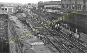 Birmingham Moor Street Railway Station Photo. Great Western Railway. (23)