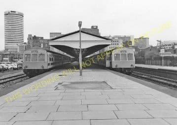 Birmingham Moor Street Railway Station Photo. Great Western Railway. (25)