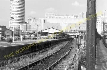 Birmingham Moor Street Railway Station Photo. Great Western Railway. (26)