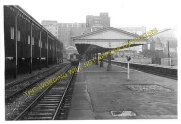 Birmingham Moor Street Railway Station Photo. Great Western Railway. (6)