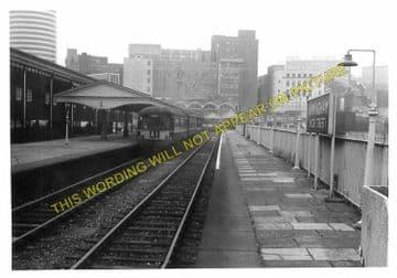 Birmingham Moor Street Railway Station Photo. Great Western Railway. (9)