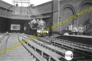 Birmingham New Street Railway Station Photo. London & North Western Railway (11)