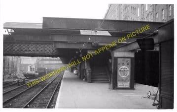 Birmingham New Street Railway Station Photo. London & North Western Railway (20)