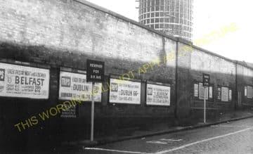 Birmingham New Street Railway Station Photo. London & North Western Railway (29)