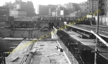 Birmingham New Street Railway Station Photo. London & North Western Railway (31)