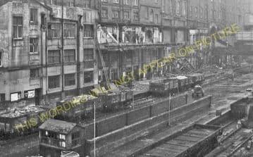 Birmingham New Street Railway Station Photo. London & North Western Railway (34)