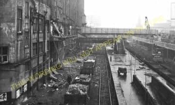 Birmingham New Street Railway Station Photo. London & North Western Railway (35)