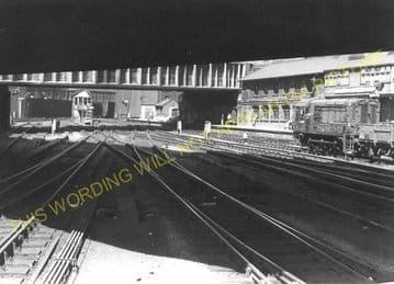 Birmingham New Street Railway Station Photo. London & North Western Railway (39)