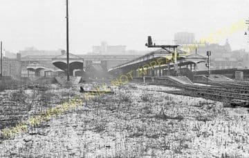Birmingham Snow Hill Railway Station Photo. Great Western Railway. (103)