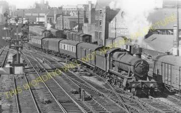 Birmingham Snow Hill Railway Station Photo. Great Western Railway. (106)