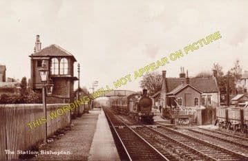 Bishopton Railway Station Photo. Houston - Langbank. Glasgow to Gourock Line (3)