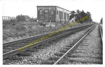 Blackthorn Railway Station Photo. Bicester - Brill & Ludgershall. GWR. (2)