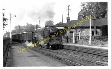 Blackwell Railway Station Photo. Barnt Green - Bromsgrove. Worcester Line. (2)