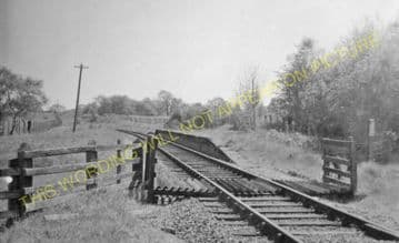 Blaenplwyf Railway Station Photo. Lampeter - Aberrayron. (1).