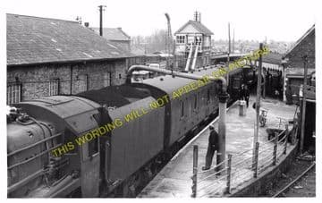 Blandford Forum Railway Station Photo. Shillingstone - Spetisbury. S&DJR. (7)
