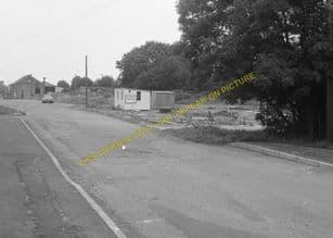 Blaydon Railway Station Photo. Ryton to Derwenthaugh and Scotswood Lines. (1)