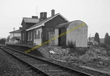 Bledlow Railway Station Photo. Princes Risborough - Thame. Oxford Line. GWR (4)