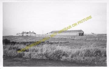Boddam Railway Station Photo. Cruden Bay, Pitlurg and Ellon Line. GNSR. (2)